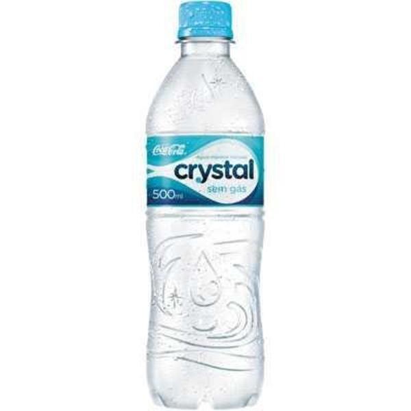 Água CRYSTAL sem Gás 500ml