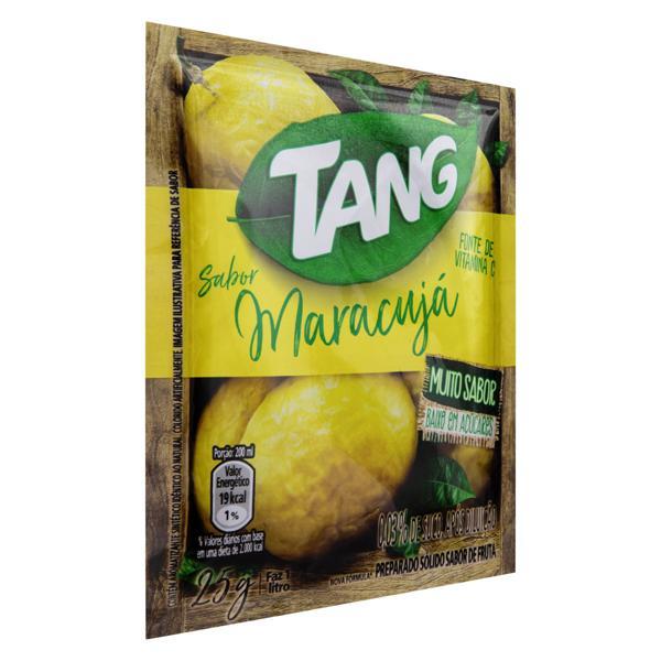 Refresco em Pó Maracujá Tang Pacote 25g
