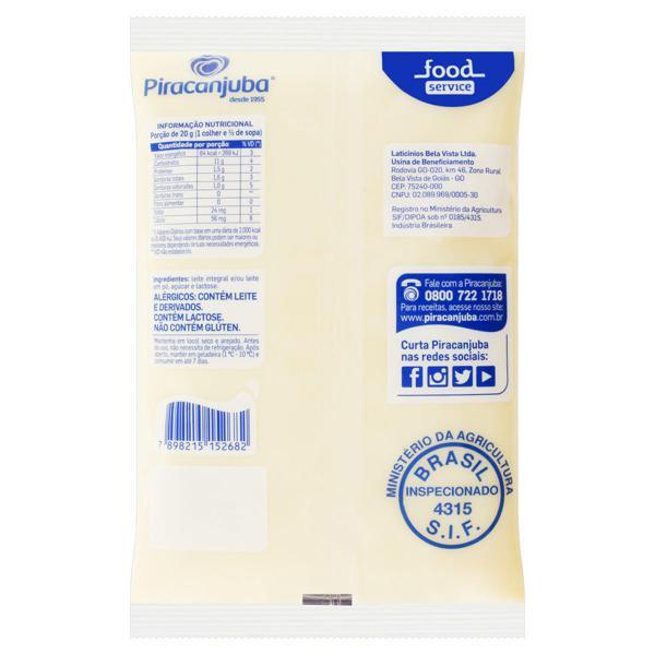 Leite Condensado Piracanjuba Pacote 1,03kg