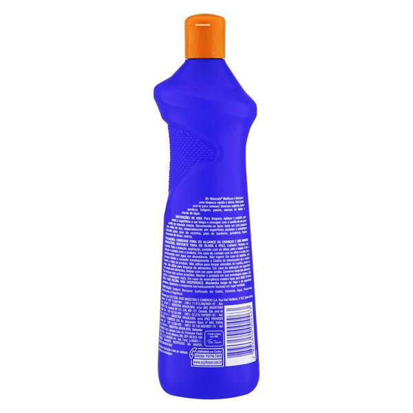 Limpador Multiuso Multissuperfícies Original Mr Músculo Squeeze 500ml