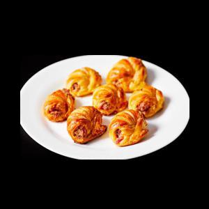 Mini Croissant Calabresa Encomenda