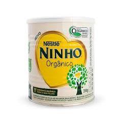 Leite Ninho Integral Orgânico 350g - Nestlê