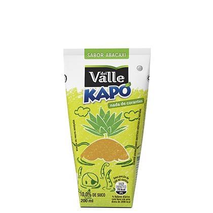 Bebida Mista KAPO Abacaxi 200ml