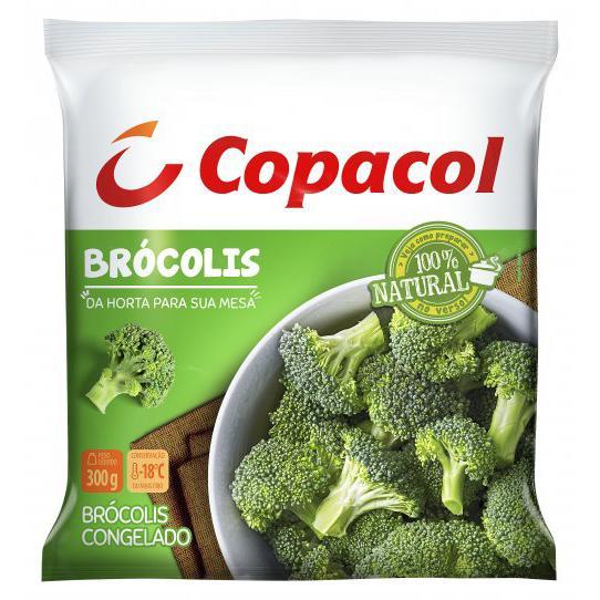 Brocolis Copacol 300g Congelada