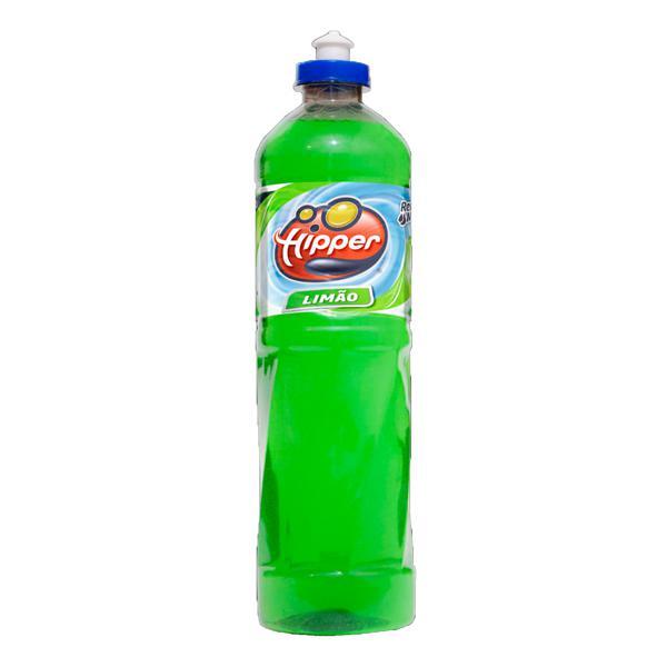 Detergente HIPPER Limão 500ML