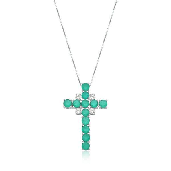 Colar Crucifixo Fusion