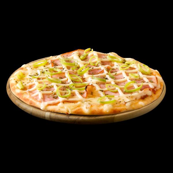 Pizza Portuguesa Com borda
