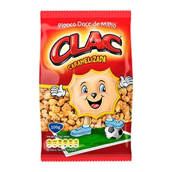 Pipoca Doce de Milho CLAC 100g
