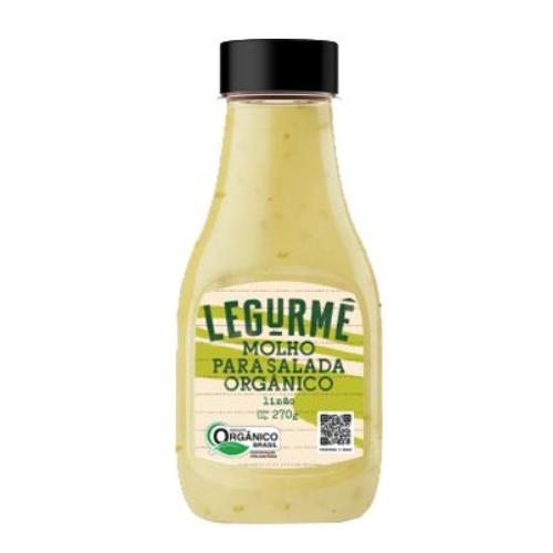 Molho de Salada Limão Orgânico 270g - Legurmê