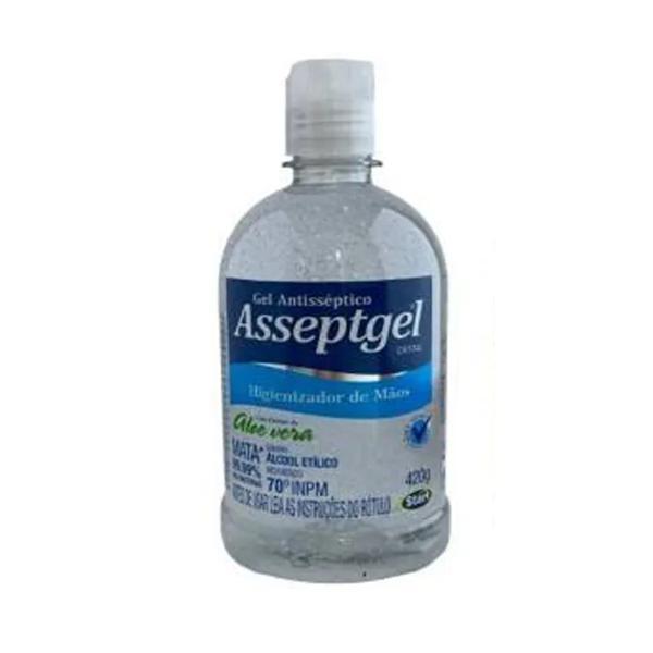 Asseptigel 420G Cristal