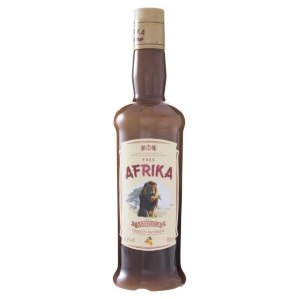 Coquetel Alcoólico Marula Free Afrika Garrafa 900ml