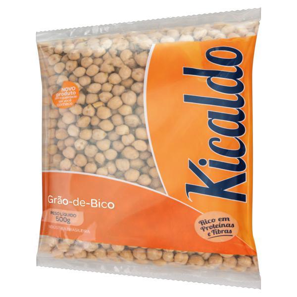 Grão-de-Bico Kicaldo Pacote 500g
