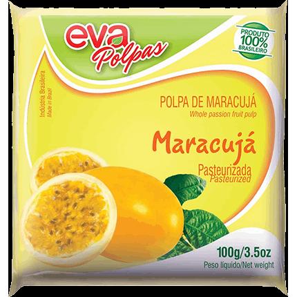 Eva Polpa 100 Gr Maracuja