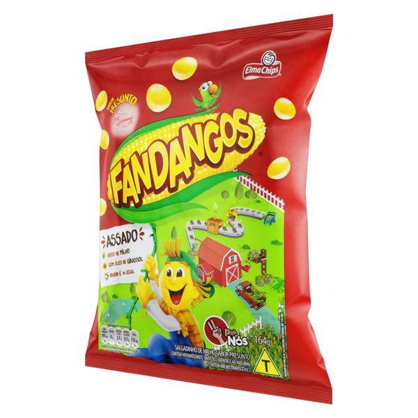 Salgadinho de Milho Presunto Elma Chips Fandangos Pacote 164g