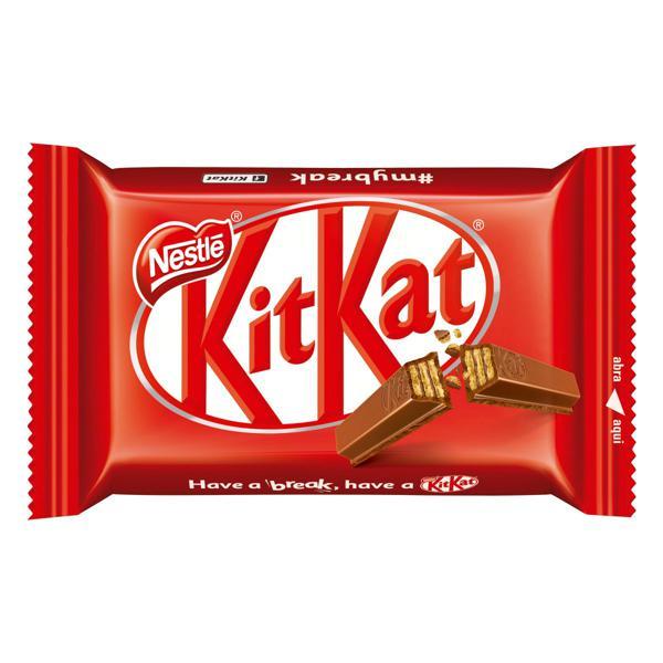 Wafer Nestlé Kitkat Pacote 41,5g