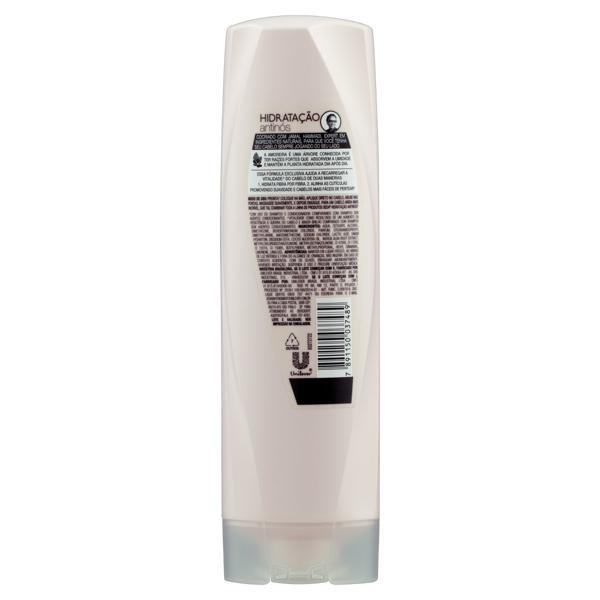 Condicionador Seda Recarga Natural Hidratação Antinós Frasco 325ml