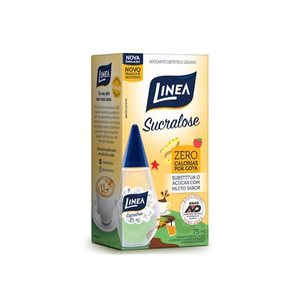 Adoçante Sucralose LINEA 75ml