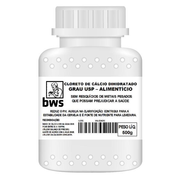 Cloreto de Cálcio Dihidratado U.S.P. 500g