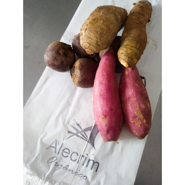 Mix beterraba, batata doce, mandioquinha - 300g
