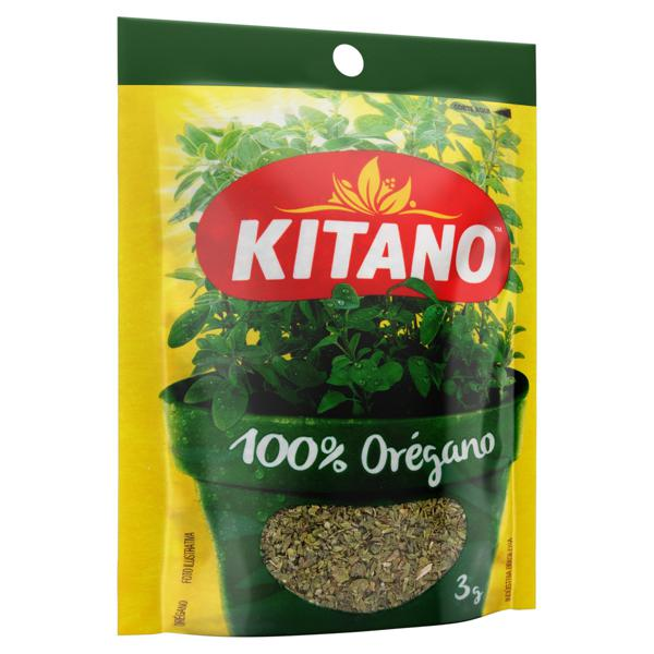 Orégano Kitano Pacote 3g