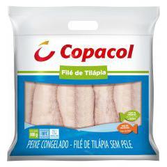 Filé de Tilápia COPACOL Congelado 800g