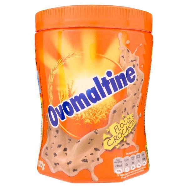 Achocolatado Flocos Crocantes Chocolate Ovomaltine Pote 400g