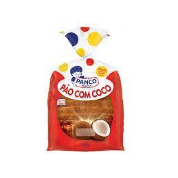 Pão Coco Panco 350g
