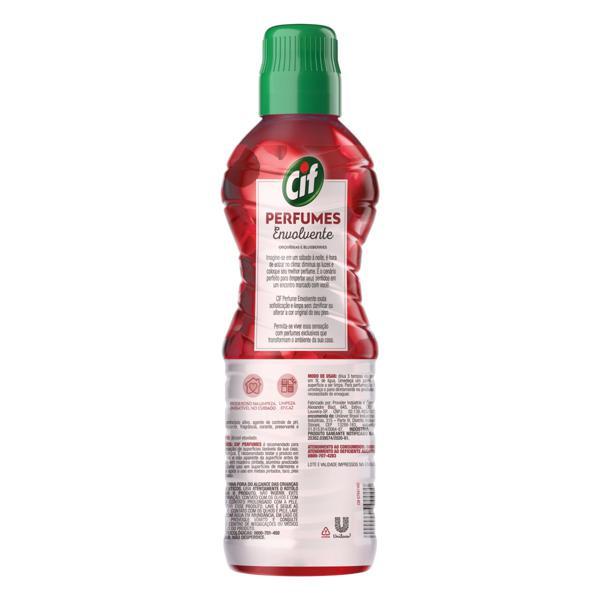 Limpador Uso Geral Envolvente Cif Perfumes Frasco 900ml
