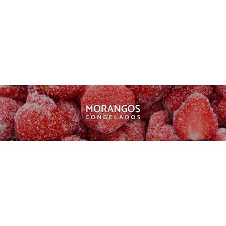Morango Congelado (Kg)- Orgânico