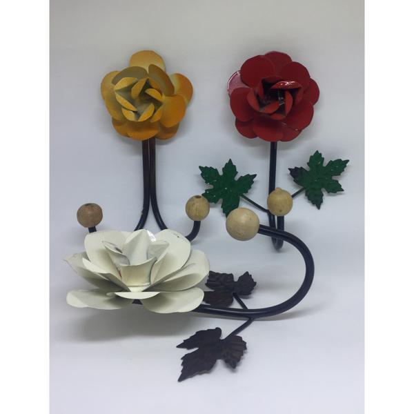 Artesanato - Pendente em Flor