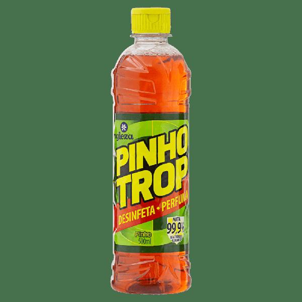 Desinfetante Pinho Trop Ingleza 500Ml