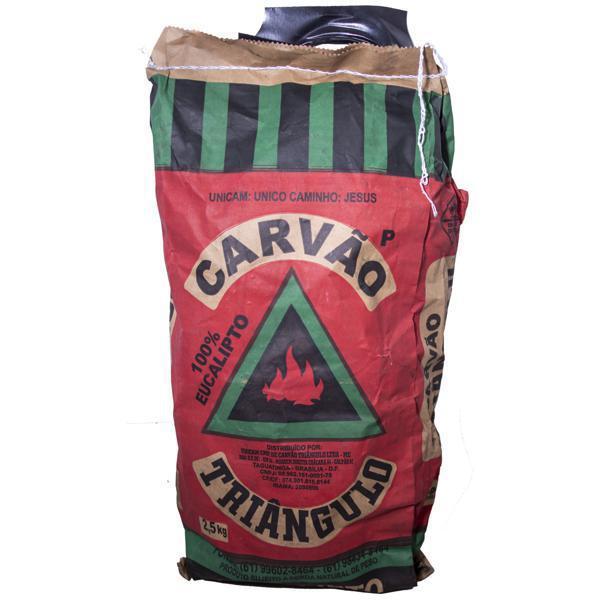 Carvão TRIANGULO 2,5kg