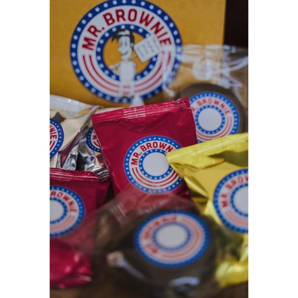 Caixa Brownie Personalizado 40 Unidades