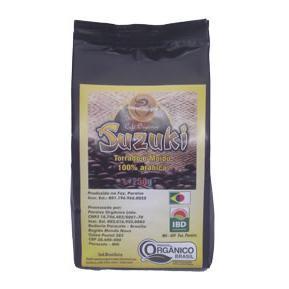 Café Suzuki Orgânico - 500g