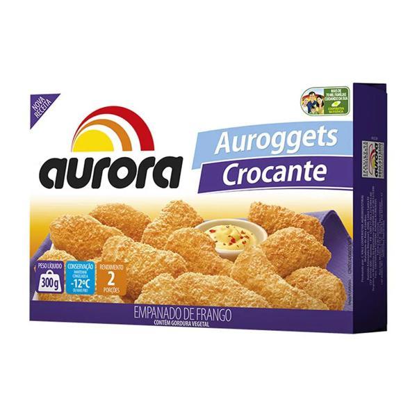 Empanado AURORA Auroggets Crocante 300g