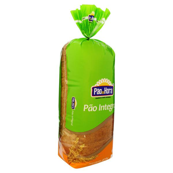 Pão Integral Pão da Hora Pacote 420g