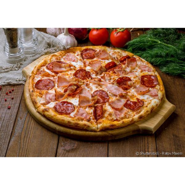 Pizza Da Casa Sabores