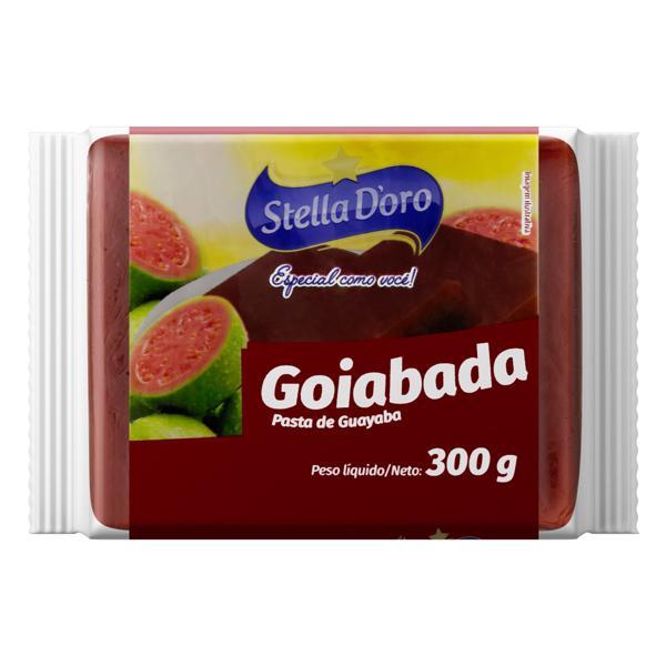 Goiabada Stella D'oro Pacote 300g