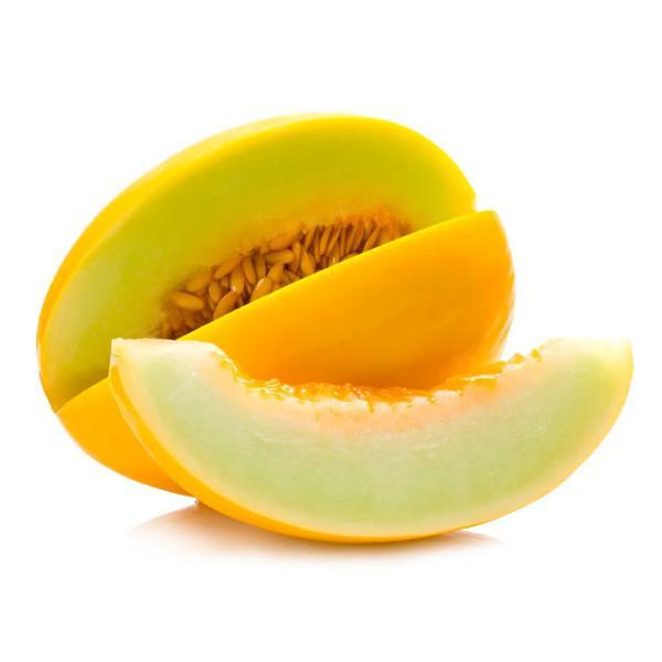 Melão Amarelo Orgânico