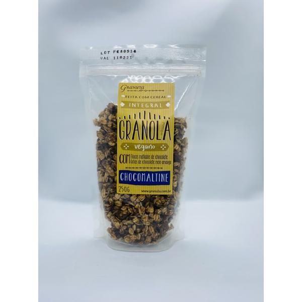 Granola Granuta Chocomaltine Vegana 250g