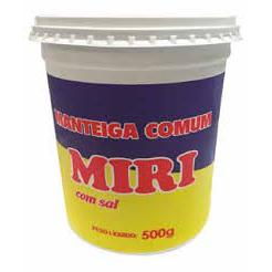 Manteiga MIRI 500g