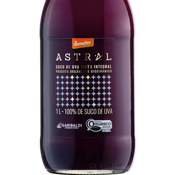 Suco de uva Astral (Biodinamico) 1 L