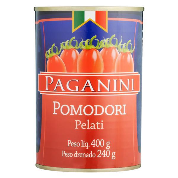 Tomate Pelado Paganini Lata 240g