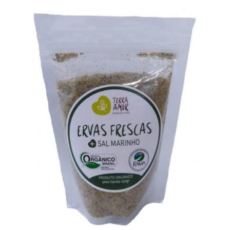 Sal temperado com ervas frescas 150g