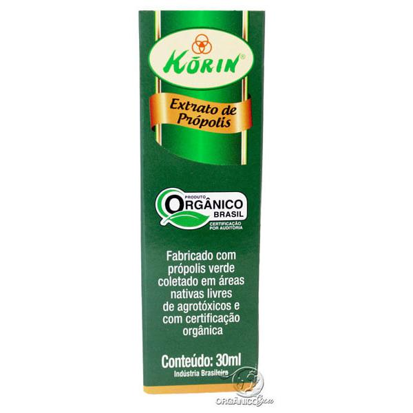 Extrato de própolis Verde 30ml (conta gotas)