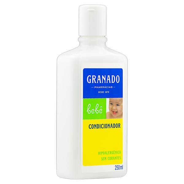 Condicionador Bebê Granado Frasco 250ml