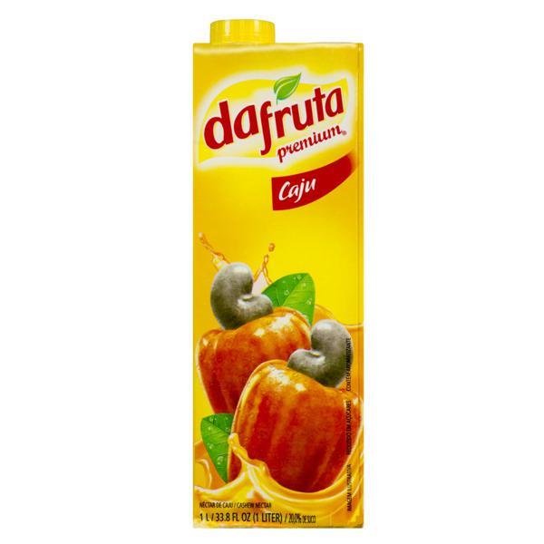 Néctar Caju Dafruta Premium Caixa 1l