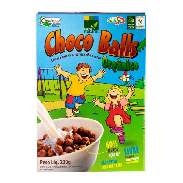 Choco Balls (220g)- Orgânico