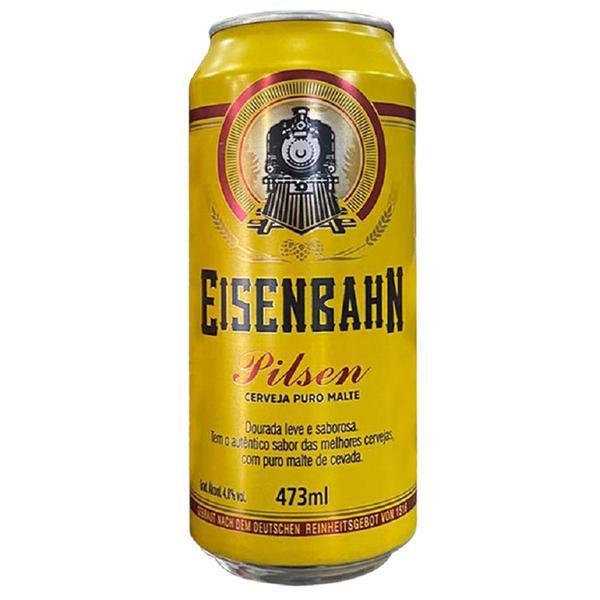 Cerveja Eisenbahn Pilsen 473Ml