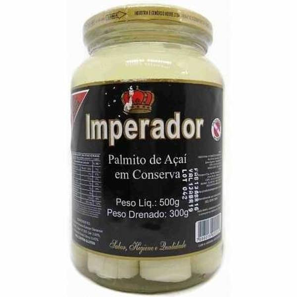 Palmito Inteiro IMPERADOR 300g